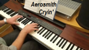 video piano Aerosmith Cryin