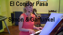video piano El Condor Pasa Simon & Garfunkel