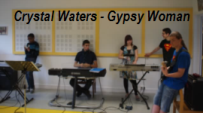 video piano Crystal Waters